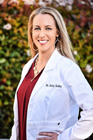 Dr. Stacy Godes, dentist in Solana Beach, California